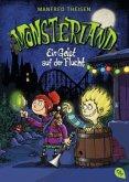 Ein Geist auf der Flucht / Monsterland Bd.1 (Mängelexemplar)