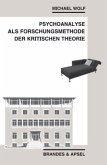 Psychoanalyse als Forschungsmethode der Kritischen Theorie