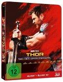 Thor: Tag der Entscheidung (Blu-ray 3D + Blu-ray, Steelbook)