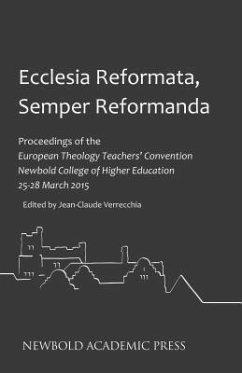 Ecclesia Reformata, Semper Reformanda