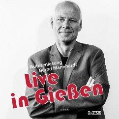 Live in Gießen (MP3-Download) - Mannhardt, Bernd
