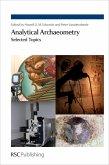 Analytical Archaeometry (eBook, ePUB)