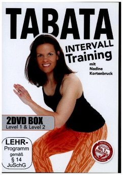 Tabata - Intervall Training - 2 Disc DVD
