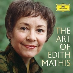 The Art Of Edith Mathis - Mathis,Edith/+