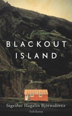 Blackout Island (eBook, ePUB) - Björnsdóttir, Sigríður Hagalín