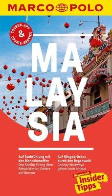 MARCO POLO Reiseführer Malaysia (eBook, PDF)
