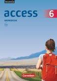 English G Access Band 6: 10. Schuljahr - Allgemeine Ausgabe - Workbook mit Audios online