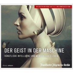Der Geist in der Maschine, 1 Audio-CD