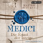 Die Kunst der Intrige / Medici Bd.2 (MP3-Download)