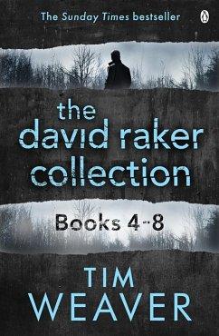 The David Raker Collection Books 4-8 (eBook, ePUB)