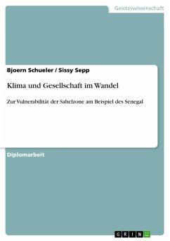 Klima und Gesellschaft im Wandel (eBook, ePUB)