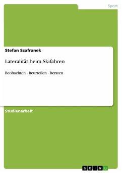 Lateralität beim Skifahren (eBook, ePUB)