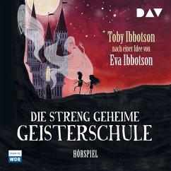 Die streng geheime Geisterschule (MP3-Download) - Ibbotson, Toby