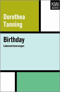 Birthday - Tanning, Dorothea