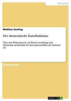 Der ökonomische Kannibalismus (eBook, PDF)