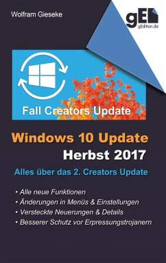 Windows 10 Update - Herbst 2017 - Gieseke, Wolfram