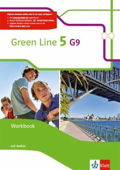 Green Line 5 (G9) Workbook mit Audio CD. Klasse 9