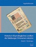 Historisch-Etymologisches Lexikon der Salzburger Ortsnamen (HELSON)