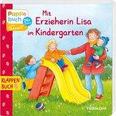 Mit Erzieherin Lisa im Kindergarten