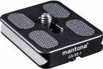 mantona AS-50-1 Schnellwechselplatte