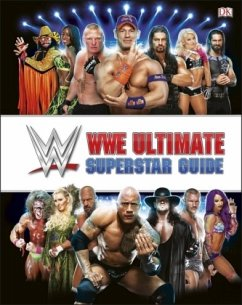 WWE Ultimate Superstar Guide, 2nd Edition - Black, Jake