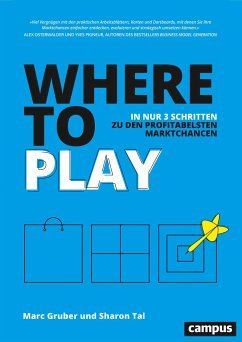 Where to Play - Gruber, Marc; Tal, Sharon