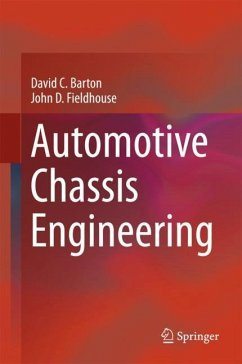 Automotive Chassis Engineering - Barton, David C; Fieldhouse, John D