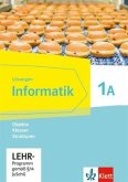 Objekte, Klassen, Strukturen. Schülerbuch Klasse 6, Lösungen, CD-ROM / Informatik. Ausgabe Bayern ab 2018 .1A