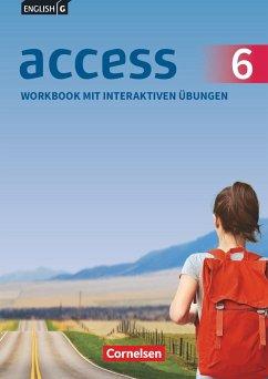 English G Access Band 6: 10. Schuljahr - Allgemeine Ausgabe - Workbook mit interaktiven Übungen auf scook.de - Seidl, Jennifer