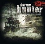Dorian Hunter - Auf der Santa Maria, 1 Audio-CD