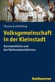 Volksgemeinschaft in der Kleinstadt (eBook, ePUB)