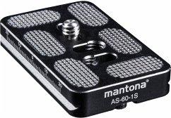 mantona AS-60-1S Schnellwechselplatte