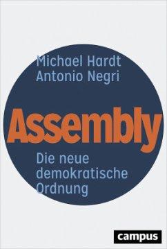 Assembly - Hardt, Michael; Negri, Antonio