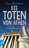 Die Toten von Athen / Detektiv Zafiris Bd.2