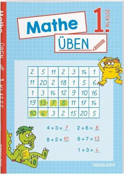 Mathe üben 1. Klasse - Meyer, Julia