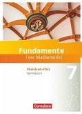 Fundamente der Mathematik 7. Schuljahr - Rheinland-Pfalz - Schülerbuch