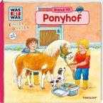 WAS IST WAS Kindergarten, Band 10. Ponyhof