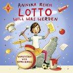 Lotto will was werden, 1 Audio-CD