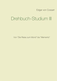 Drehbuch-Studium (eBook, ePUB)