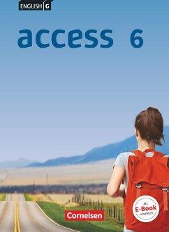 English G Access Band 6: 10. Schuljahr - Allgemeine Ausgabe - Schülerbuch - Harger, Laurence; Niemitz-Rossant, Cecile J.