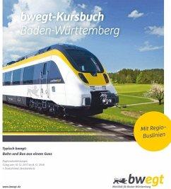 Kursbuch Baden-Württemberg 2018