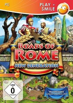 PLAY+SMILE: Roads of Rome - New Generation (Aufbau-Strategie-Spiel)