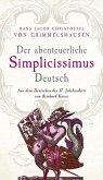 Der abenteuerliche Simplicissimus Deutsch