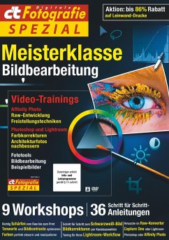 c´t Fotografie Spezial: Meisterklasse Edition 5...