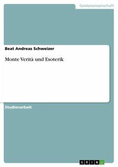 Monte Verità und Esoterik (eBook, ePUB)