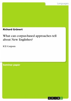 What can corpus-based approaches tell about New Englishes? (eBook, ePUB)