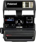 Polaroid 600 Camera - One Step Close up refurbished
