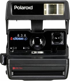Polaroid 600 Camera - One Step Close up refurbished