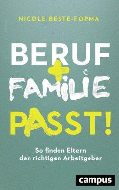 Beruf und Familie - Passt!