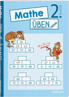 Mathe üben 2. Klasse - Meyer, Julia